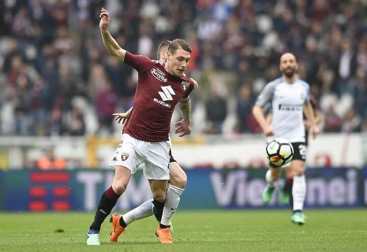 Belotti_Skriniar_Inter_Torino_lapresse_2018