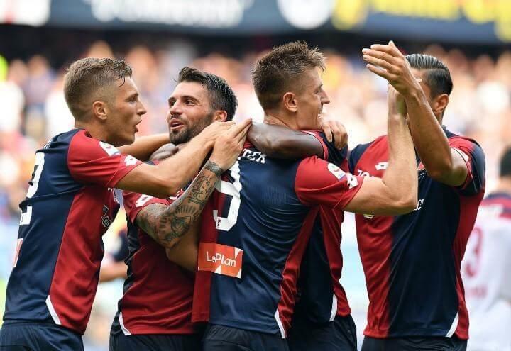 Genoa_Piatek_gol_Bologna_lapresse_2018
