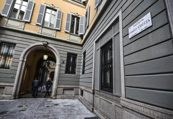 Mediobanca_Piazzetta_Cuccia_Lapresse