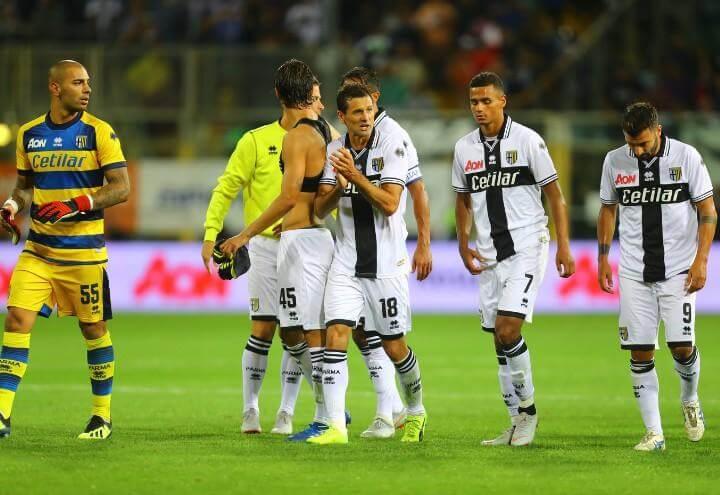Sepe_Gobbi_DaCruz_Ceravolo_Parma_Juventus_lapresse_2018