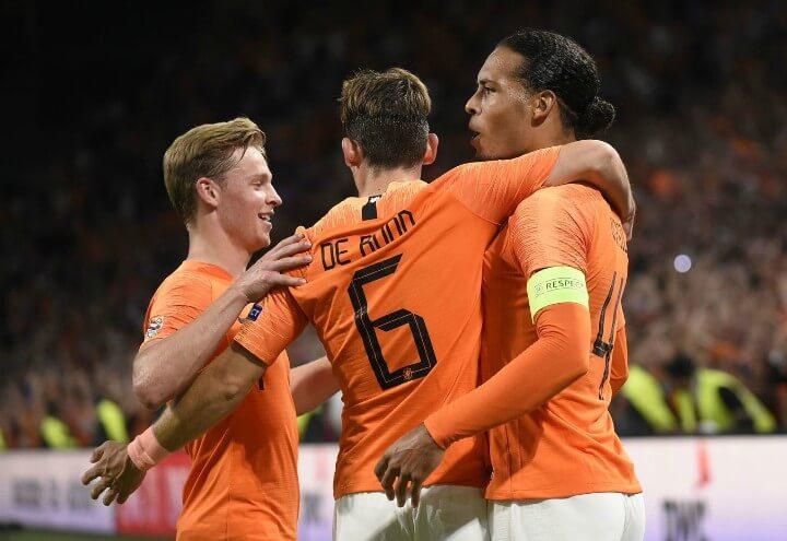 DeRoon_VanDijk_Olanda_gol_lapresse_2018