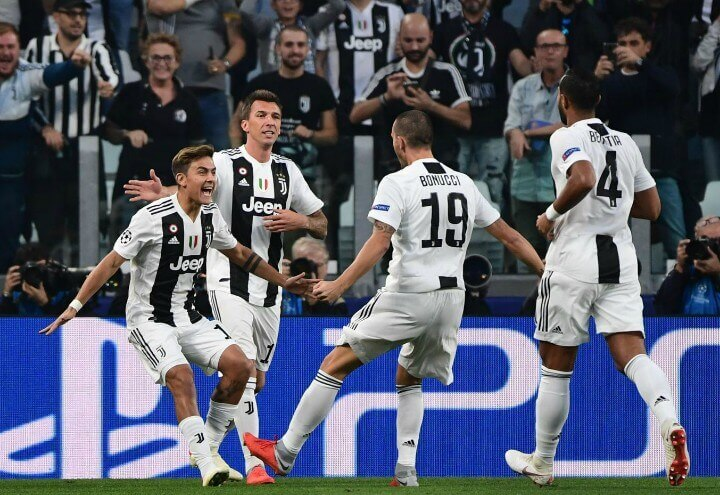 Dybala_Bonucci_Mandzukic_Juventus_gol_lapresse_2018