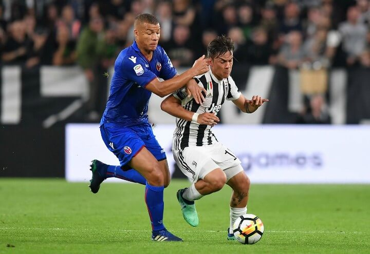 Dybala_DeMaio_Juventus_Bologna_lapresse_2018
