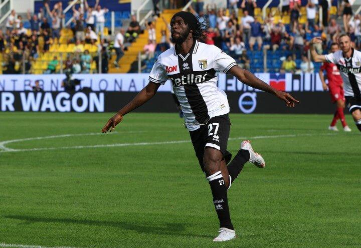 Gervinho_gol_aeroplano_Parma_lapresse_2018