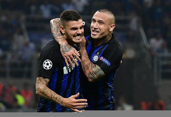Icardi_Nainggolan_Inter_gol_Tottenham_lapresse_2018