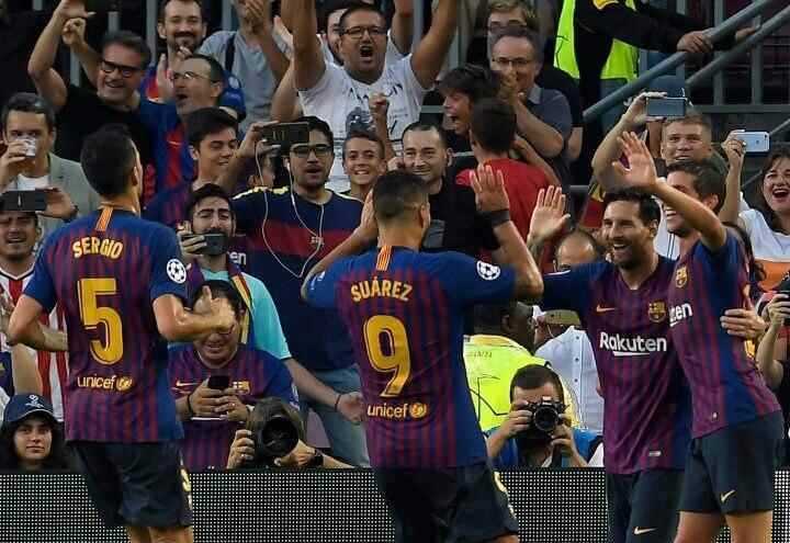Messi_Suarez_Barcellona_gol_Champions_lapresse_2018