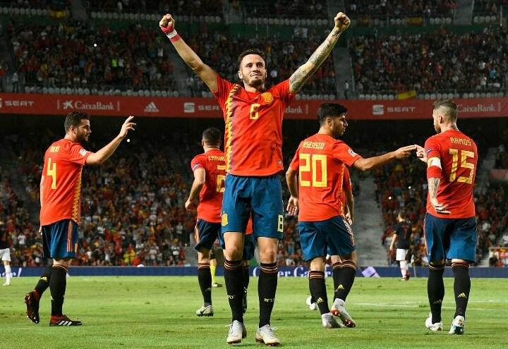 Spagna qualificazioni
