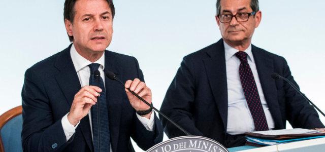 conte_tria_palazzo_chigi_governo_premier_mef_lapresse_2018