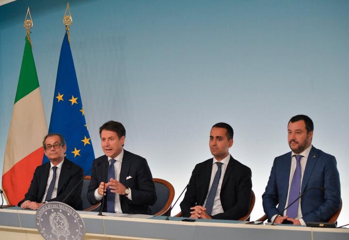 Governo. Salvini: Sintonia con M5S, nessuna banca in difficoltà