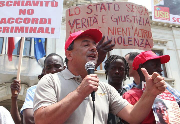 domenico_lucano_sindaco_riace_migranti_lapresse_2018