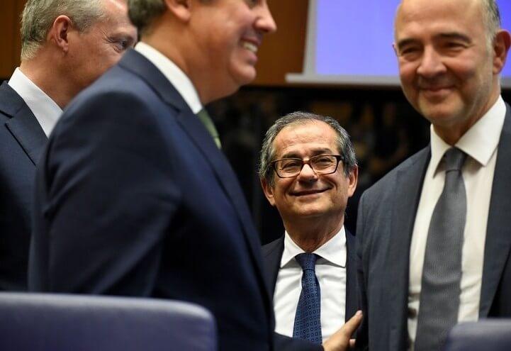 eurogruppo_tria_moscovici_lapresse_2018