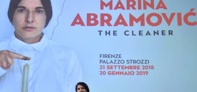 marina_abramovic_mostra_firenze_strozzi_lapresse_2018