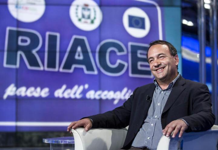 sindaco_riace_mimmo_lucano_migranti_lapresse_2018
