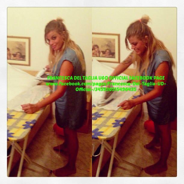 Francesca Del Taglia (Instagram)