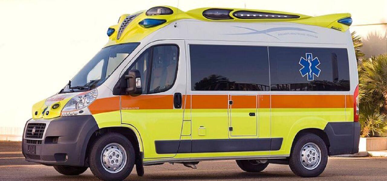 Agrigento: esplode bombola a ossigeno, un morto
