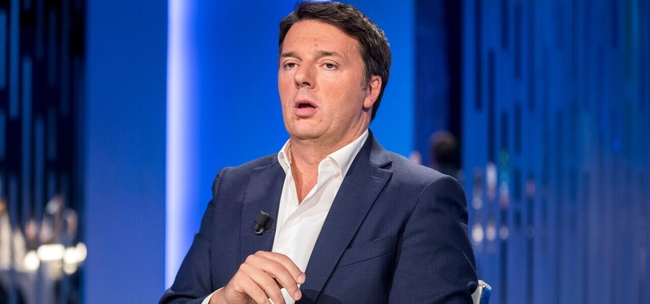Matteo Renzi deficit tria