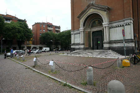 Il terremoto in Emilia-Romagna