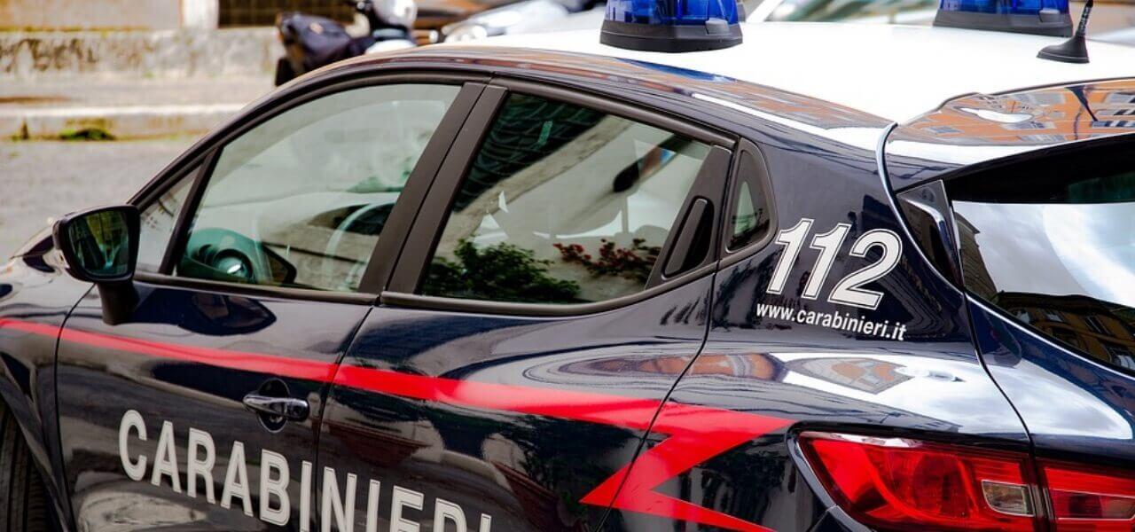 Carabinieri Napoli, immagini di repertorio