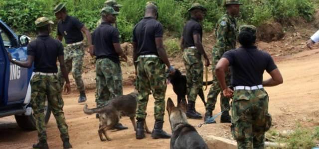 Militari in Nigeria