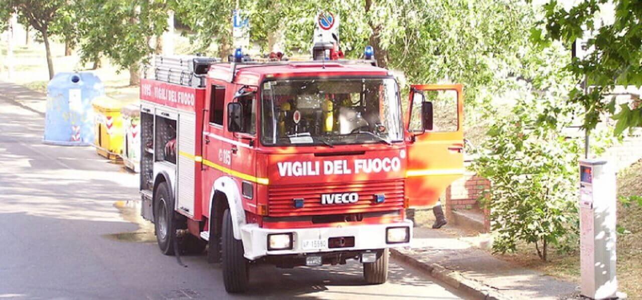 Ferrara, incendio in carcere