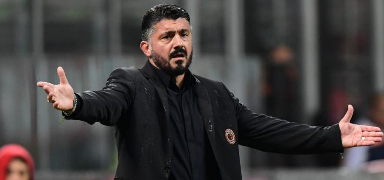 Milan, Gennaro Gattuso (Twitter)