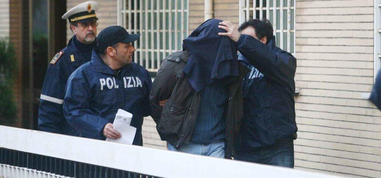 Arresti Polizia a Roma