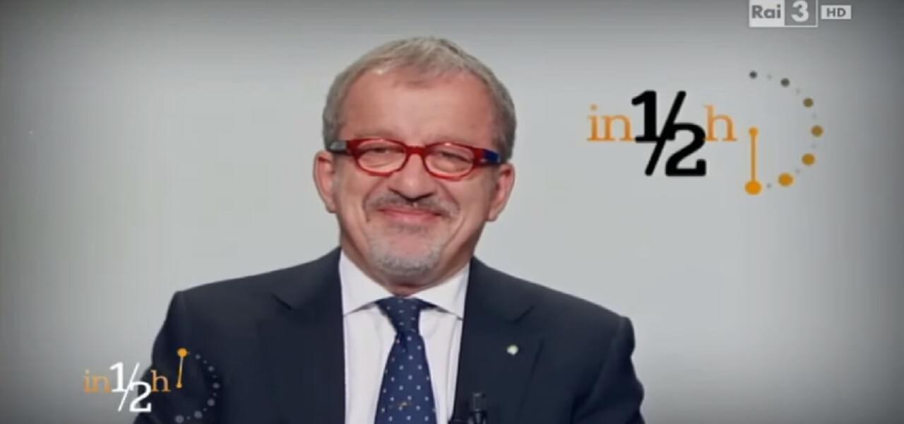 Roberto Maroni processo expo