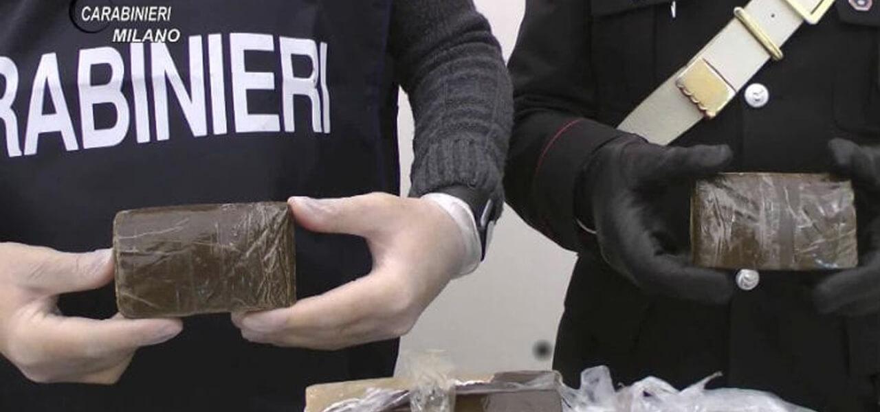 Spaccio di droga a Lodi: arrestati spacciatori
