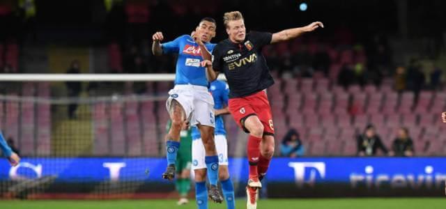 Allan testa Napoli Genoa lapresse 2018 640x300