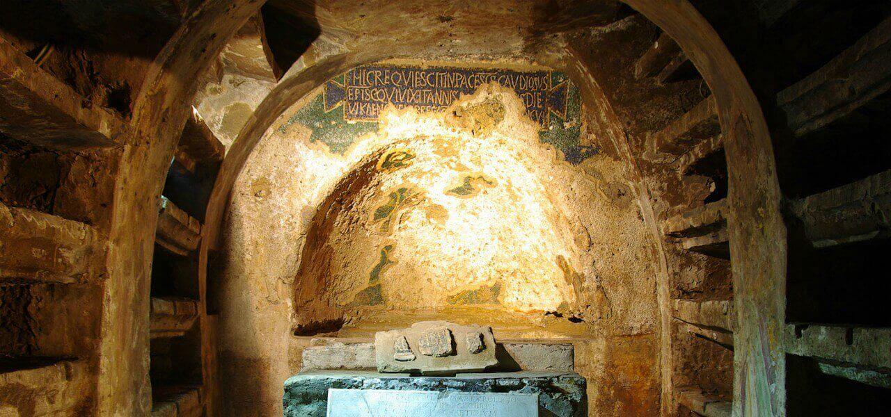 napoli catacombe sangennaro paranza sito