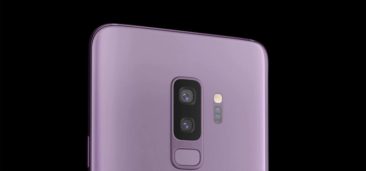 Galaxy S9, smartphone Samsung