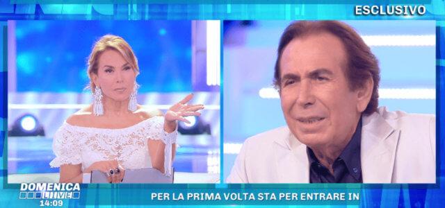 Giucas Casella e Carol a Domenica Live 640x300