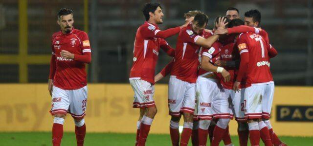 Perugia gruppo gol Crotone lapresse 2018 640x300