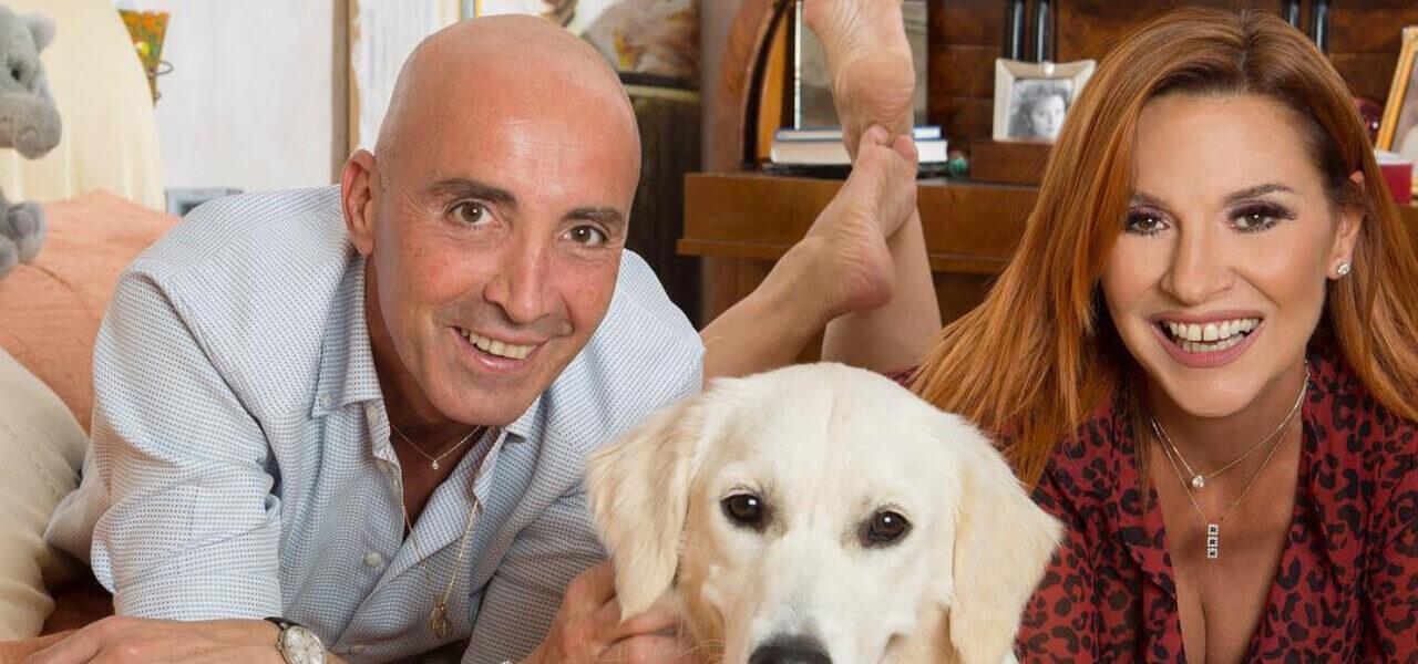 Rudy londoni il cameraman vola in africa dalla moglie for Patrizia rossetti marito