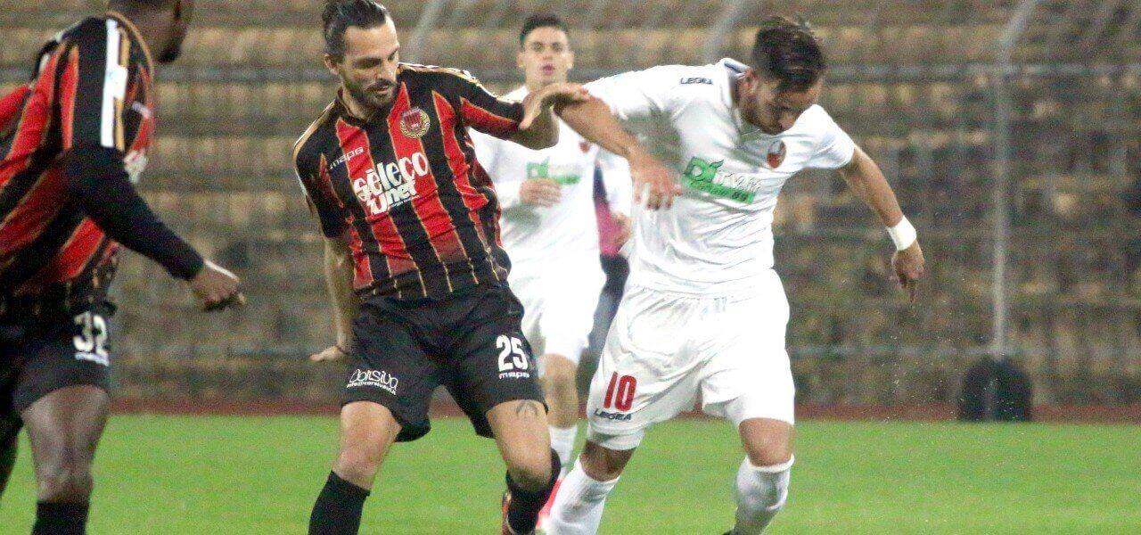 Provenzano Lucchese ProPiacenza lapresse 2018