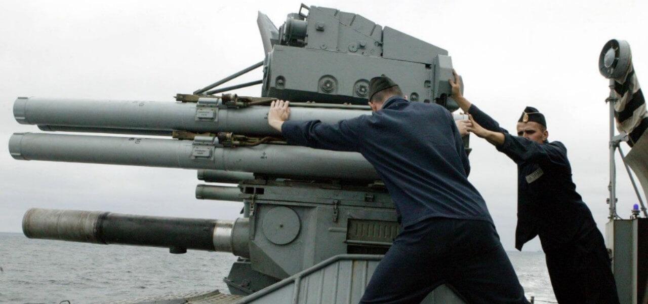 Scontro navale tra Kiev e Mosca