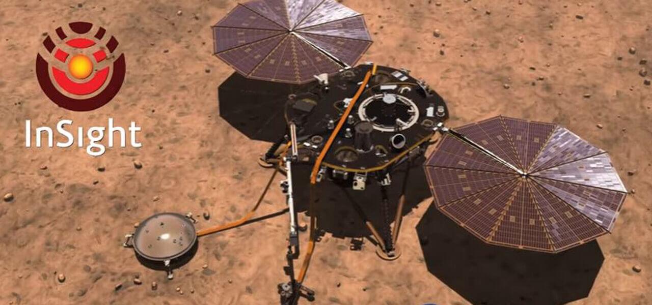 Nasa, InSight: atterraggio su Marte