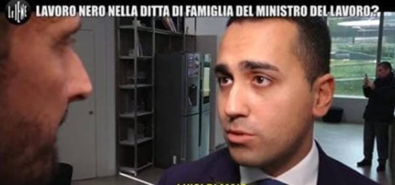Luigi Di Maio intervistato da Le Iene