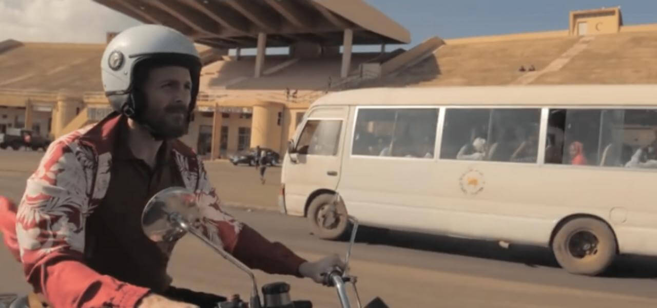 Video Jovanotti in Eritrea