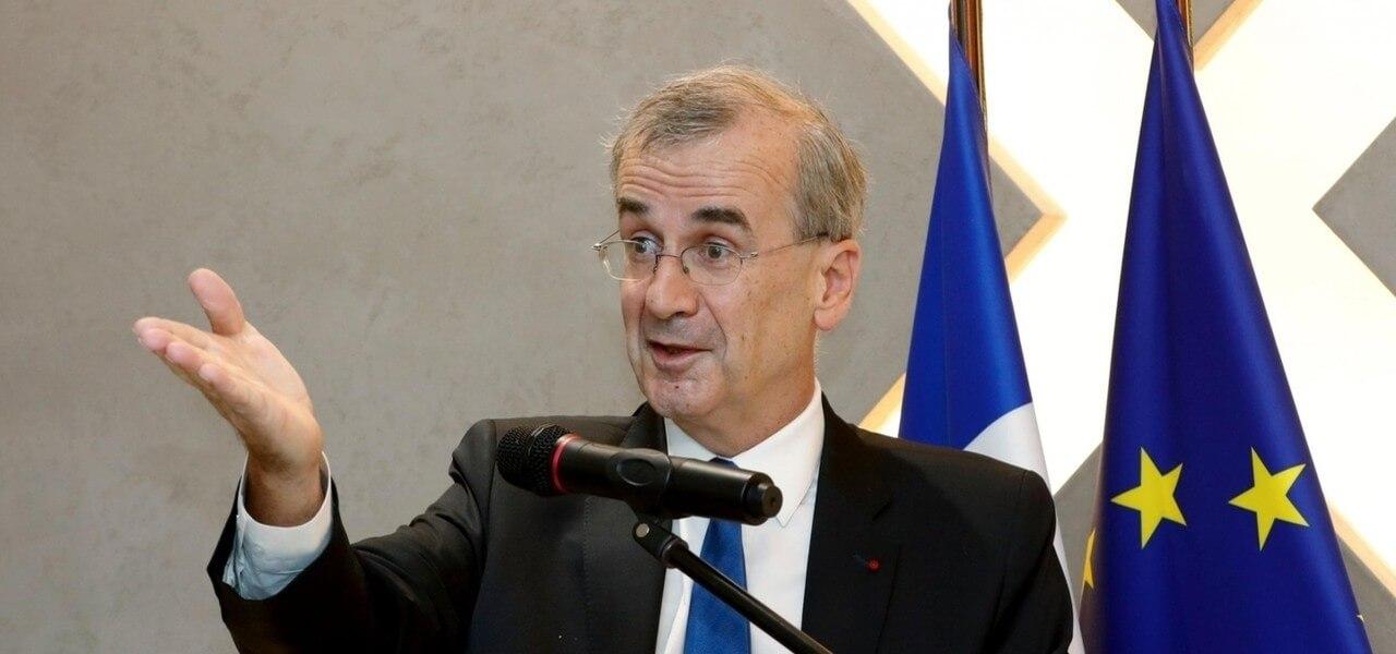 Villeroy de Galhau Francois Lapresse1280