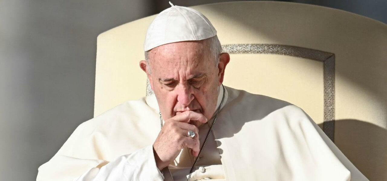papa francesco udienza 1 lapresse1280