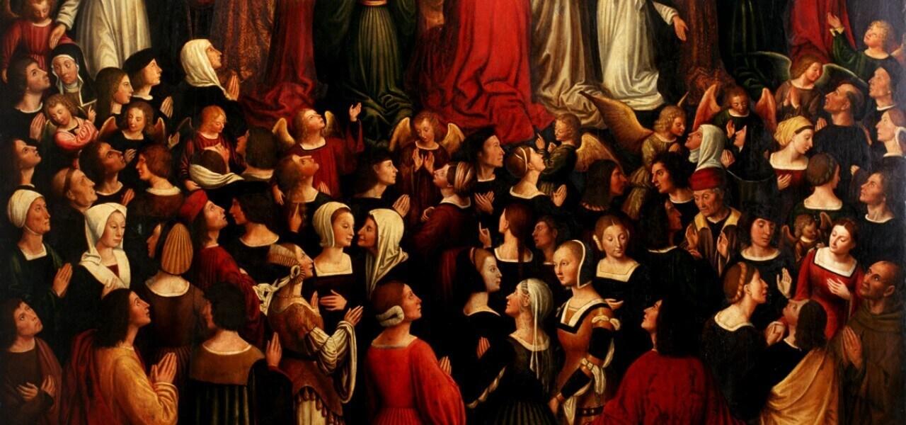 brea pala ognissanti 1513 arte