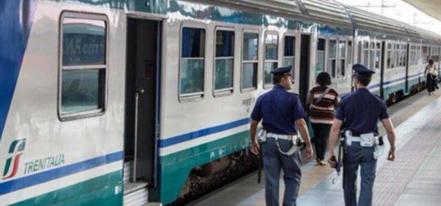 morto folgorato parkour treno