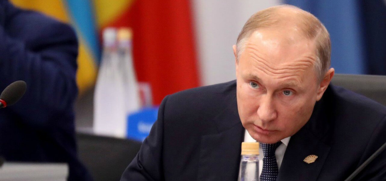 Guerra nucleare, Vladimir Putin