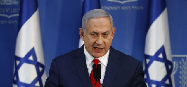 Bibi Netanyahu (LaPresse)
