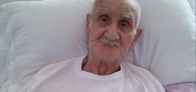 Nonno Mariano è morto