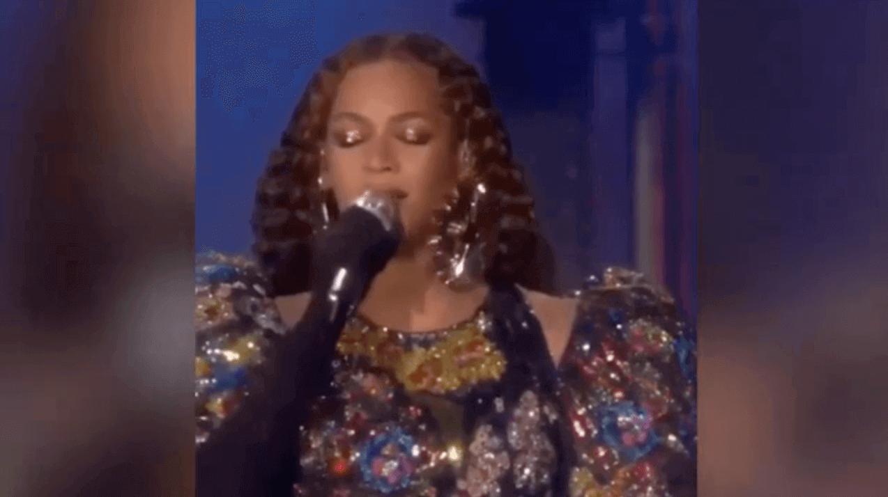 Johannesburg, Mandela Festival: Beyoncé emoziona cantando sul palco con Jay-Z