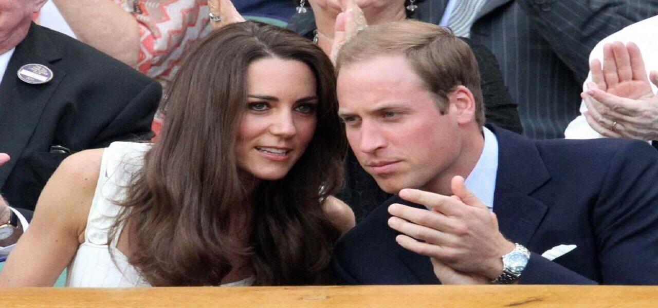 kate middleton e principe william