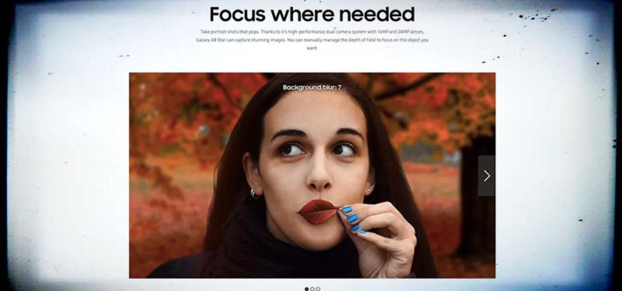 samsung 2018 web
