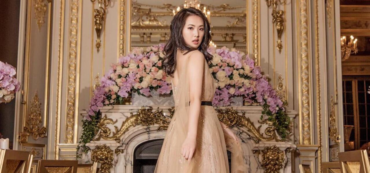 Annabel Yao, figlia del boss di Huawei